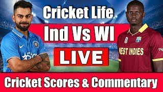 India vs West Indies T20 Highlights July 9 2017 || Lewis' charge decimates India