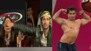 getlinkyoutube.com-Lux Dance India Dance Season 2 Dec. 26 '09 Mumbai Audition Part 5