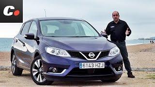 getlinkyoutube.com-Nissan Pulsar - Prueba coches.net / Análisis / Test / Review en español