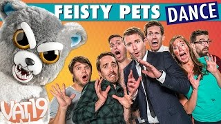 getlinkyoutube.com-Feisty Pets: The Dance [The Feisty Freak]