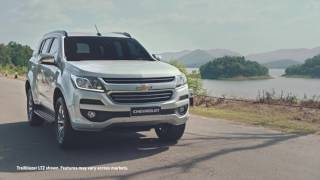 Discover The All-New Chevrolet Trailblazer