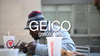 getlinkyoutube.com-GEICO Commercial - Do black people like fried chicken?