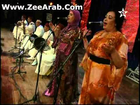 Wlad Ben 3kida 2013   حفل تكريم للفنانة خربوعة   مجموعة أولاد بن عكيدة