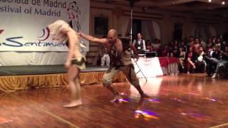 getlinkyoutube.com-Albir et Sara kizomba - bachata con sentimiento 2012
