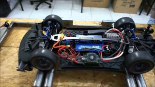 getlinkyoutube.com-Traxxas XO-1 176 KMH Teste dinamometro - RC DYNO SPEED TEST