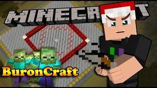 NGHI THỨC MÀU MÈ TRIỆU HỒI ZOMBIE (Minecraft BuronCraft #66)