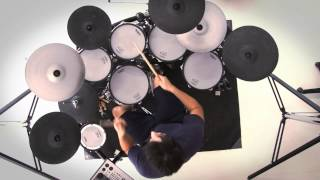 Shortest Straw - Drum Cover - Metallica width=