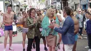 getlinkyoutube.com-Fashion Chicks | Behind the scenes met Patrick Martens
