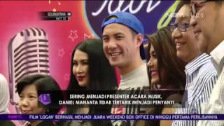 Dari MC Sampe Juri Musik, Gimana Minat Daniel Mananta jadi Penyanyi