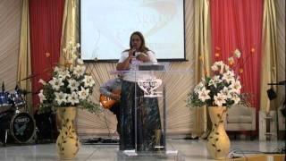 getlinkyoutube.com-Pregação evangelica - 27/11/2011 - Pastora Deise Freitas - mulheres pregadoras