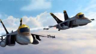 getlinkyoutube.com-Planes clip - Disney - Head start clip | Available on Digital HD, Blu-ray and DVD Now