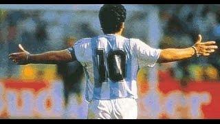 Video inédito de Maradona - Diego Maradona Rare Skills -