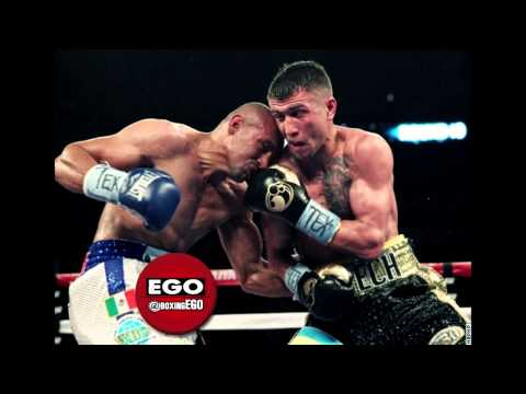 EGO Post Fight Orlando Salido STOPS Lomanchenko's HISTORY, Loma comes up SHORT