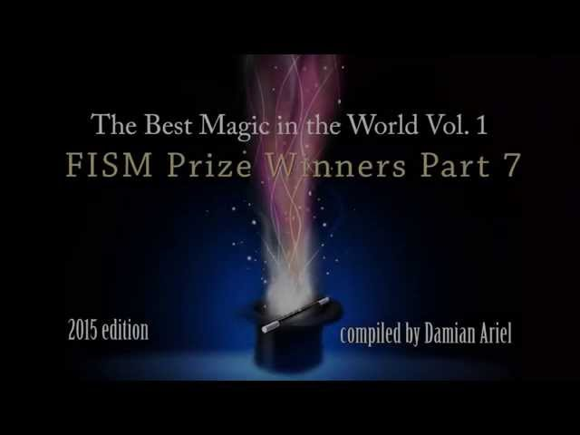 FISM Prize Winners - 7
