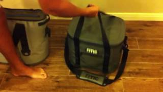 getlinkyoutube.com-Yeti hopper 30 vs Rtic soft pack 30