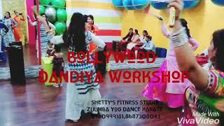 Chand aaya hai zameen par Dance with dandiya