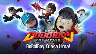 getlinkyoutube.com-Klip BoBoiboy The Movie: BoBoiBoy Kuasa Lima!