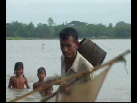 Participatory Video in Bangladesh - Fish culture in Mymensing -02