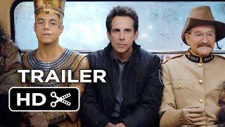 getlinkyoutube.com-Night at the Museum: Secret of the Tomb Official Trailer #1 (2014) - Ben Stiller Movie HD