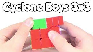 getlinkyoutube.com-Cyclone Boys 3x3 Strengthened Version Review | Lightake.com