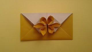 getlinkyoutube.com-origami envelope оригами конверт