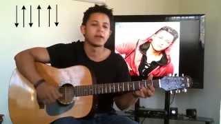 Como hacer Rasgueos de Guitarra│Balada, Rock, Pop y Merengue