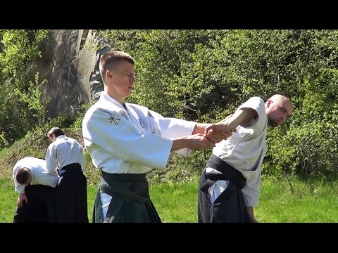 Holds & Grips in Aikido | Weapons Legacy