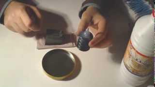 getlinkyoutube.com-Recharge Cartouche d'encre HP + Nettoyage tête d'impression