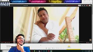Carryminati React To Deepak Kalal's Video On Him ( CARRY ne Haveli Pe BULAYA KALAL KO? XD) width=
