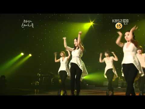 120601 Yoo Hee Yeols Sketchbook - Baek Ji Young - Good Boy (ft. Simon)