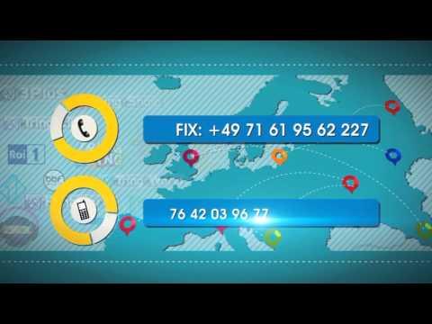 Tring Promo|Tring ne Gjermani|Per Abonime Satelitore Kontaktoni www.tring-tv.eu