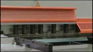 CNC HVR - Variable Rake Hydraulic Guillotine Shear