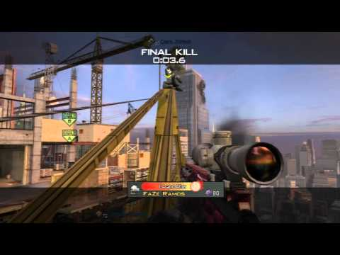 My First MW3 Crane Shot + Episode Info!