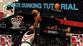 getlinkyoutube.com-HOW TO DUNK/POSTERIZE IN NBA 2K16 IOS!-BEST NBA 2K16 IOS DUNKING TUTORIAL!!