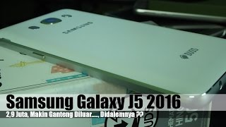 getlinkyoutube.com-Samsung Galaxy J5 2016 Full Review Indonesia