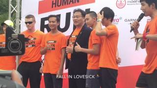 getlinkyoutube.com-20150723 Human Run 2015 - ช่วงพูดคุย #lovesicktheseries