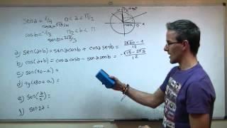 Imagen en miniatura para Razones trigonometricas