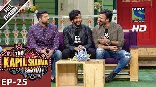 The Kapil Sharma Show - दी कपिल शर्मा शो–Ep-25-Great Grand Masti with Kapil–16th July 2016 width=
