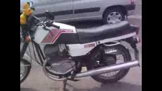 """getlinkyoutube.com-Jawa TS 350 638-1 """"White Arrow"""""""