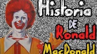 getlinkyoutube.com-La verdadera historia de Ronald MacDonald (Historias De Terror) CREPYPASTA (Onebros)