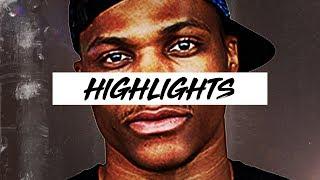 Best Russell Westbrook Highlights - Dunks, Assists, Scoring (17-18 P1)