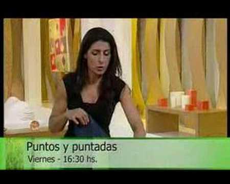 Videos Related To 'puntos Y Puntadas'