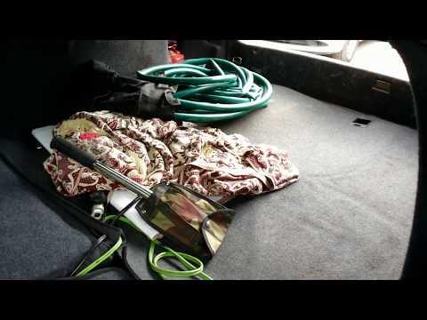 Расположение предохранителя фонарей заднего хода в Ауди S6 Avant