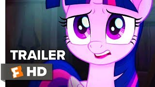 My Little Pony: The Movie Trailer (2017) | 'Heroes' | Movieclips Trailers