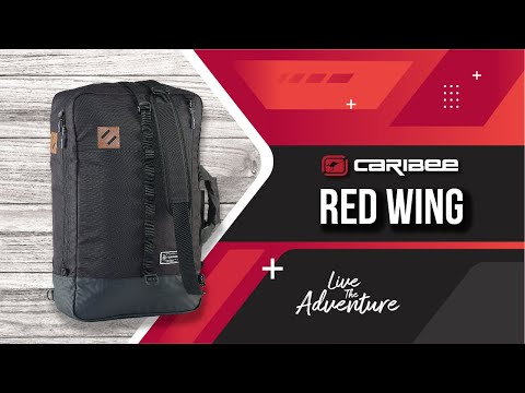 Caribee Red Wing Domestic Travel Bag
