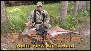 getlinkyoutube.com-Crossbow Deer Hunting: Best Shots On Video- Buck Hunt