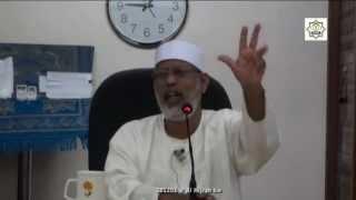 getlinkyoutube.com-Kuliah Khas - Ustaz Haji Ayub Abdul Rahman - Mantan Paderi Besar - 23APR2012
