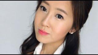 getlinkyoutube.com-Korean Natural Makeup