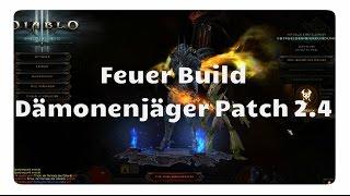 getlinkyoutube.com-Diablo3 - Patch 2.4: Feuer-Build für den Dämonenjäger (Unheilige Essenz)