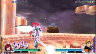 getlinkyoutube.com-PPSSPP - Dissidia 012 Duodecim: Final Fantasy *Erza vs. Naruto*